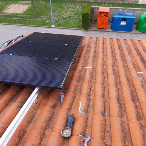 Panells solars fotovoltaics
