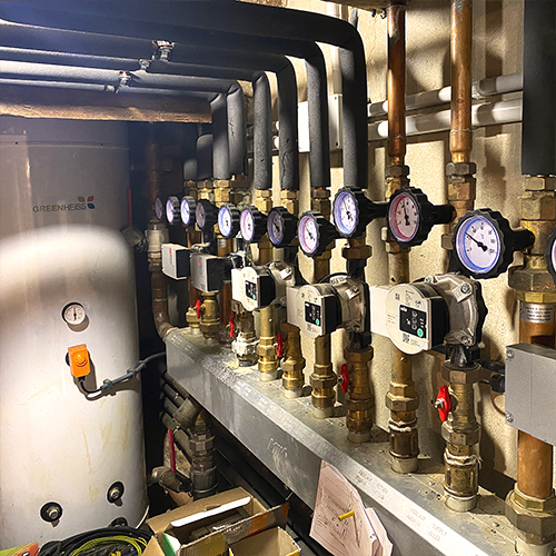 Instal·lacions de climatització